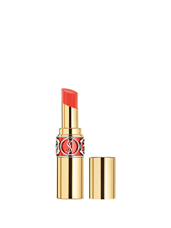 Yves Saint Laurent - Ruj Rouge Volupte Shine Lip Colour, nr. 58 - Orange Tournon, 4.5 g - Incolor