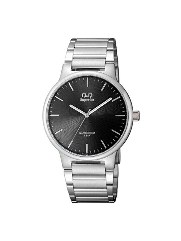 Q&Q - Ceas Q&Q Superior S282J212Y - Argintiu