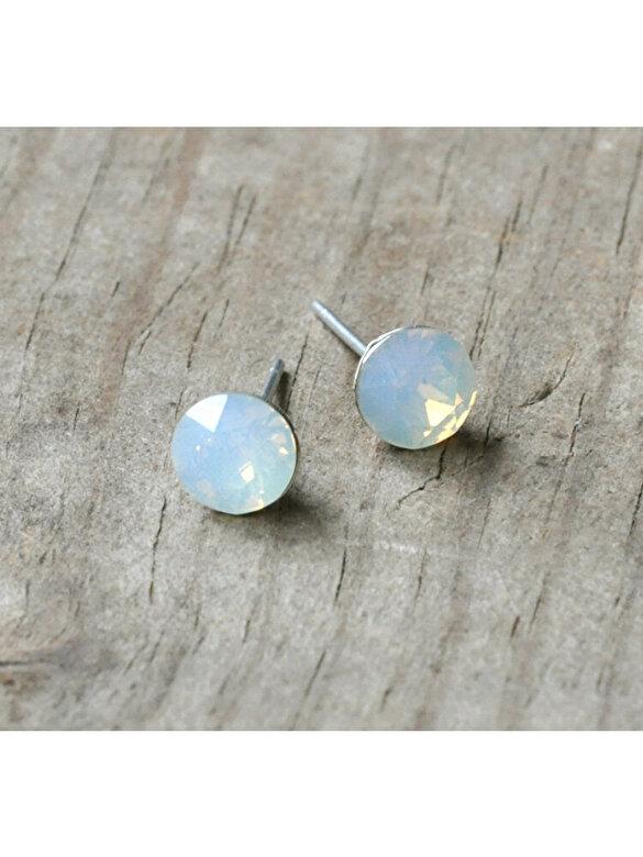 Diamond Style - Cercei Diamond Style OPAEARSTUD - Argintiu