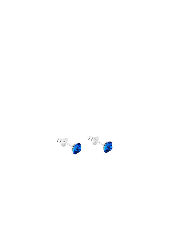 Diamond Style - Cercei Diamond Style SAPPEARSTUD - Argintiu