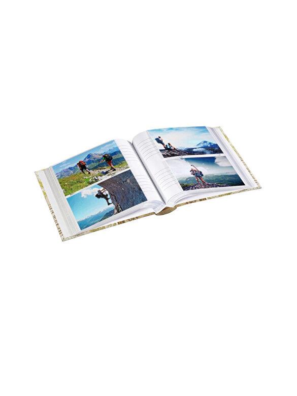 Hama - Album foto Hama Leaves, 200 poze, 10 x 15 cm, 2466 - Multicolor