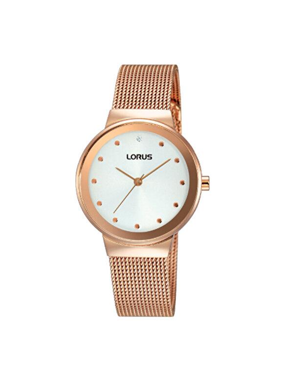 Lorus by Seiko - Ceas Lorus by Seiko Ladies RG266JX9 - Auriu Rose