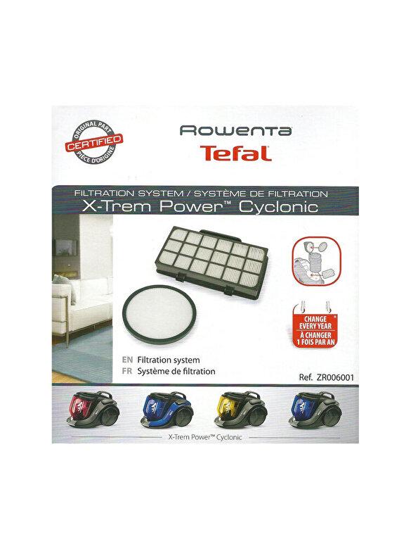 Rowenta - Kit de filtrare, Rowenta, ZR006001, Alb/Negru - Multicolor