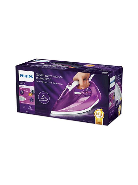 Philips - Fier de calcat, Philips, Azur, 2500 W, SteamGlide Plus, GC4543/30, Mov - Mov