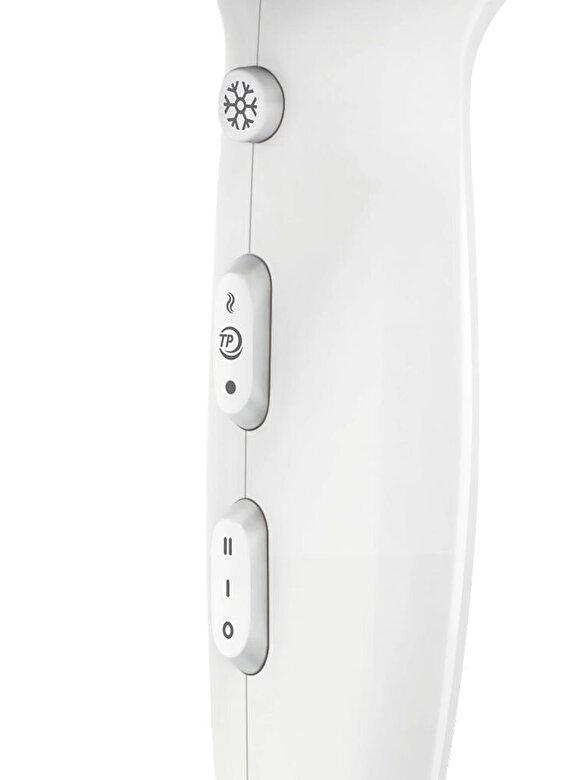 Philips - Uscator de par Philips MoistureProtect HP8280/00, 2300 W, 6 viteze - Alb