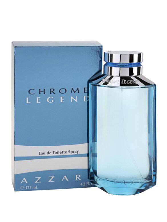Azzaro - Apa de toaleta Chrome Legend, 125 ml, pentru barbati - Incolor