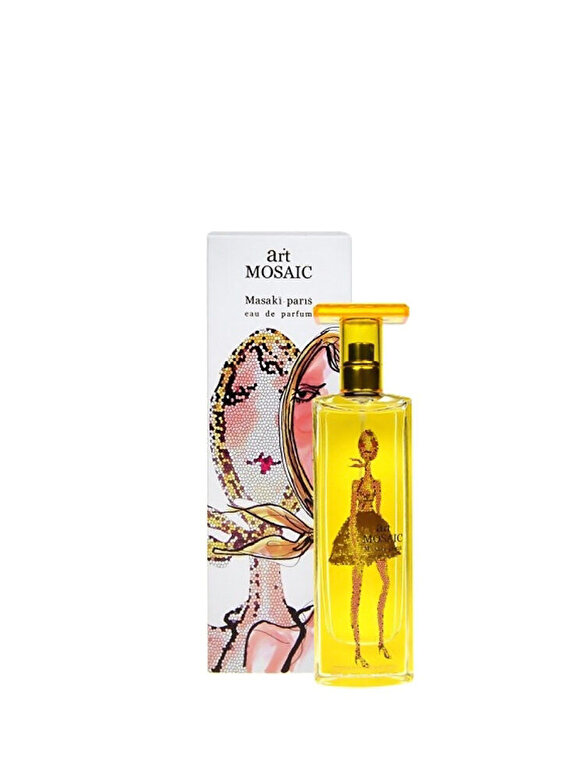 Masaki Matsushima - Apa de parfum Art Mosaic, 40 ml, Pentru Femei - Incolor
