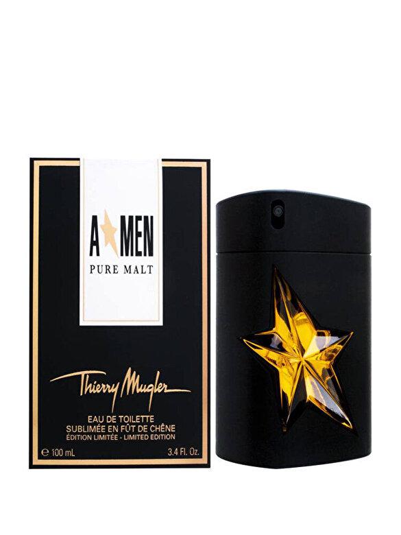 Thierry Mugler - Apa de toaleta Amen Pure Malt, 100 ml, Pentru Barbati - Incolor
