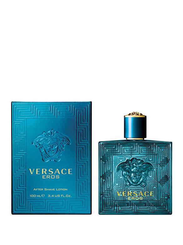 Versace - Aftershave Eros, 100 ml, Pentru Barbati - Incolor