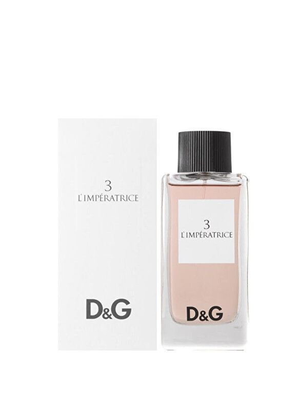 Dolce & Gabbana - Apa de toaleta L'Imperatrice, 100 ml, Pentru Femei - Incolor