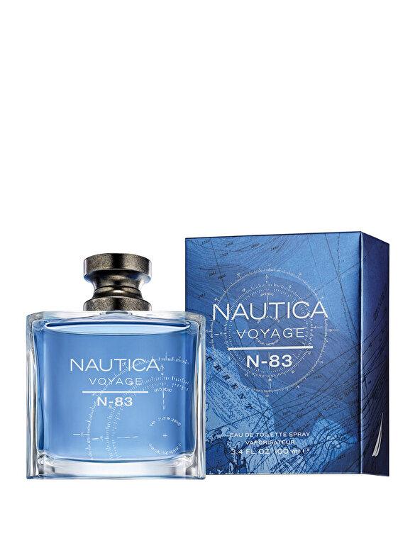 Nautica - Apa de toaleta Voyage N-83, 100 ml, Pentru Barbati - Incolor