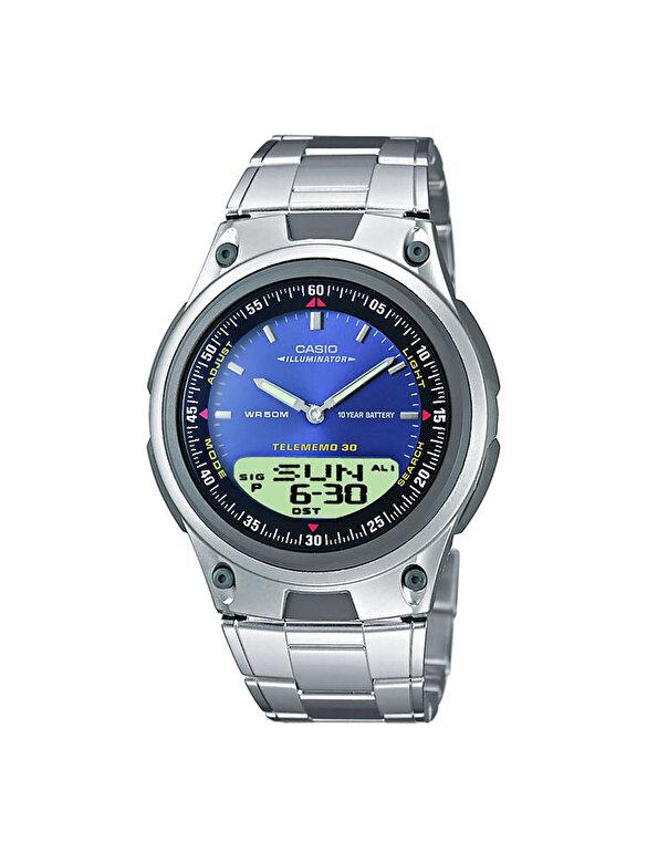 Casio - Ceas Casio Casual AW-80D-2A - Argintiu