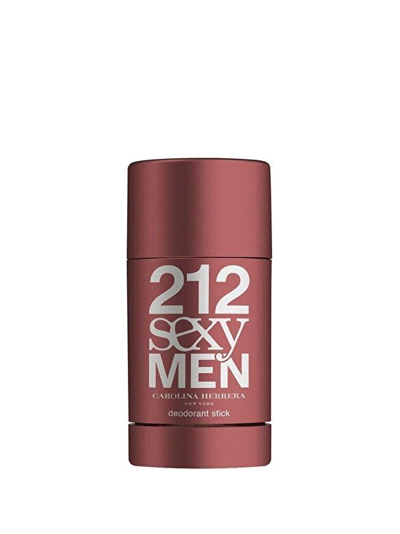 Carolina Herrera - Deodorant stick Carolina Herrera 212 Sexy Men, 75 ml, Pentru Barbati - Incolor