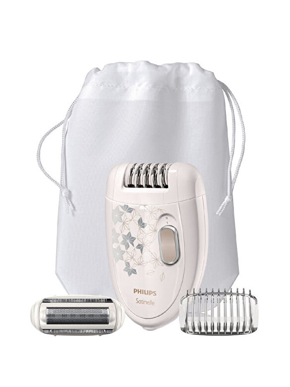 Philips - Epilator Philips Satinelle HP6423/00 - Incolor