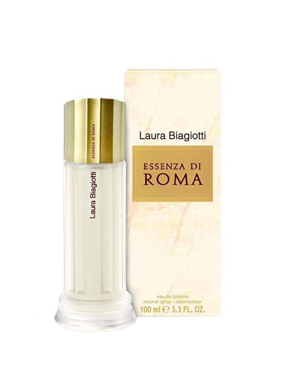 Laura Biagiotti - Apa de toaleta Essenza di Roma, 100 ml, Pentru Femei - Incolor
