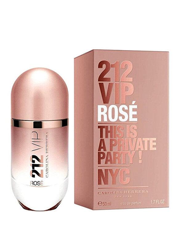 Carolina Herrera - Apa de parfum Carolina Herrera 212 VIP Rose, 50 ml, Pentru Femei - Incolor