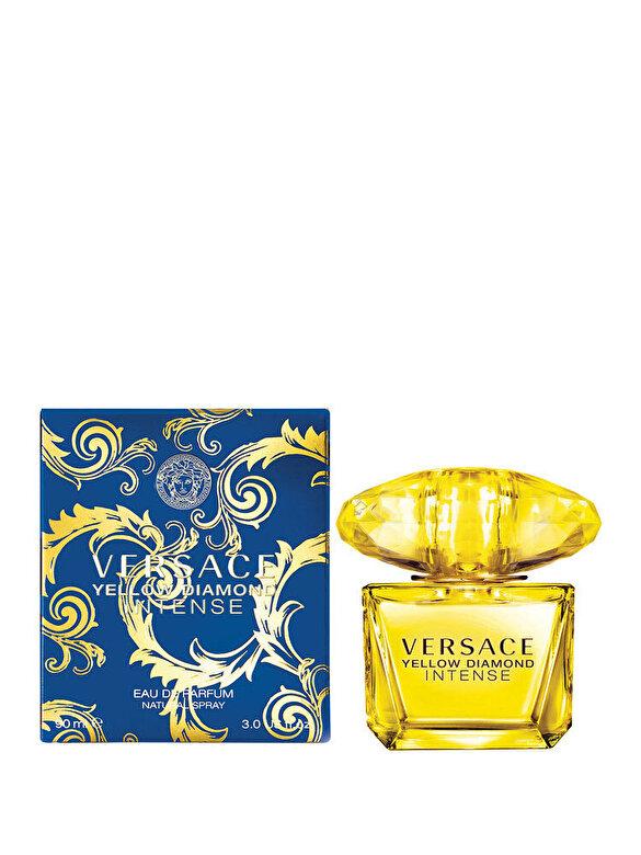 Versace - Apa de parfum Yellow Diamond Intense, 90 ml, Pentru Femei - Incolor