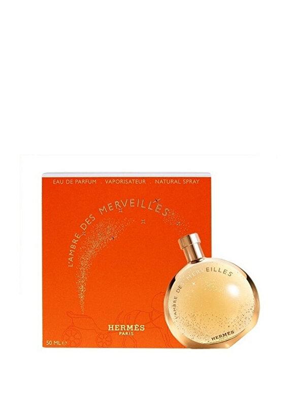 Hermes - Apa de parfum L'Ambre des Merveilles, 50 ml, Pentru Femei - Incolor