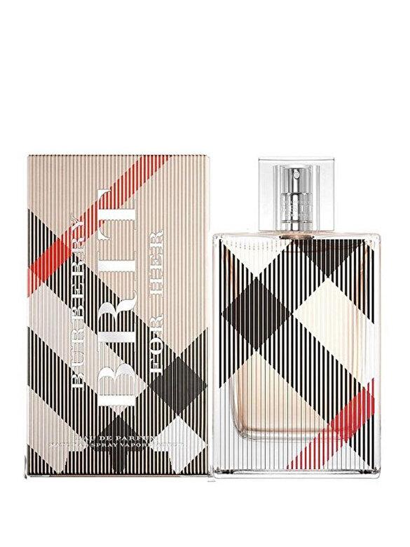Burberry - Apa de parfum Burberry Brit, 50 ml, Pentru Femei - Incolor
