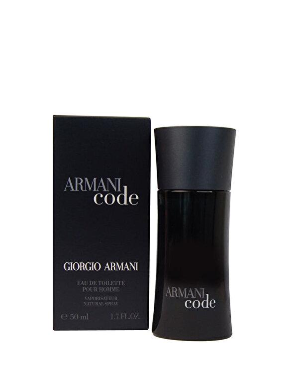Giorgio Armani - Apa de toaleta Code, 50 ml, Pentru Barbati - Incolor