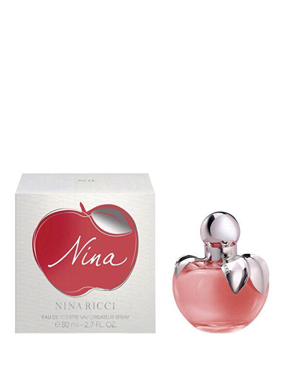 Nina Ricci - Apa de toaleta Nina, 80 ml, Pentru Femei - Incolor