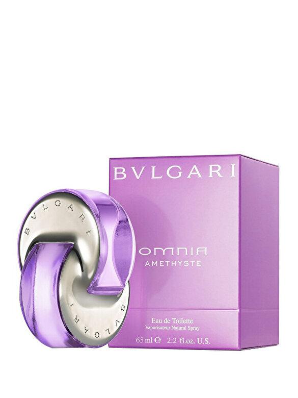 Bvlgari - Apa de toaleta Bvlgari Omnia Amethyste, 65 ml, Pentru Femei - Incolor