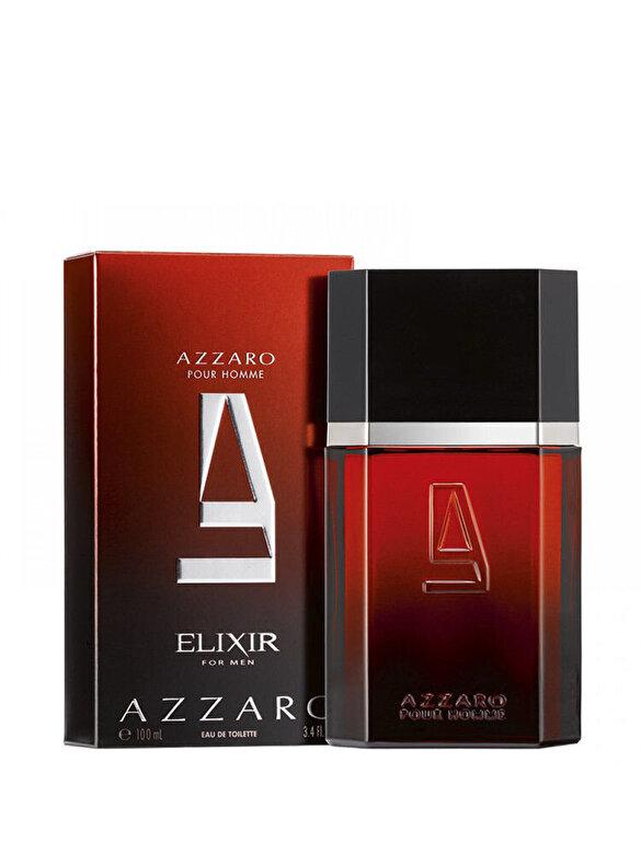 Azzaro - Apa de toaleta Azzaro Pour homme Elixir, 100 ml, Pentru Barbati - Incolor