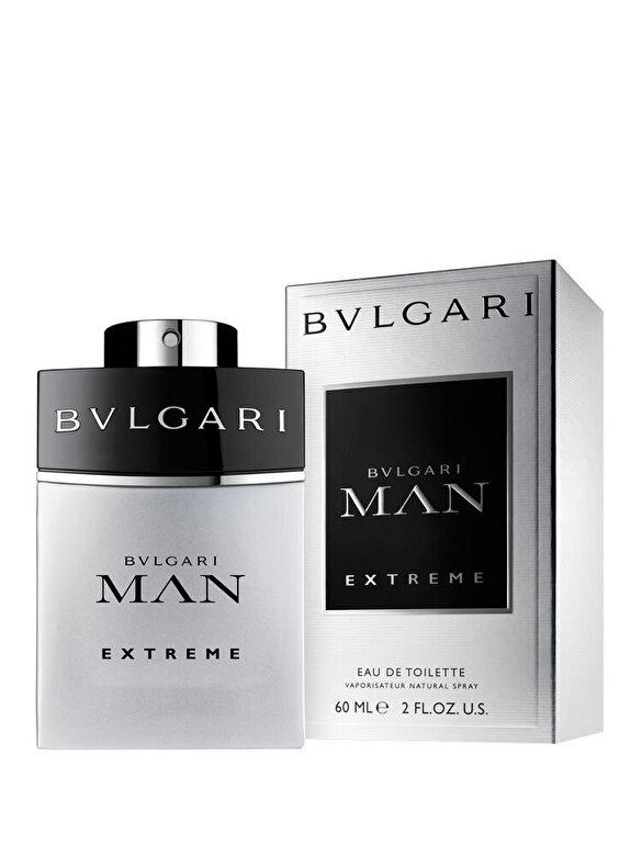 Bvlgari - Apa de toaleta Bvlgari Man Extreme, 60 ml, Pentru Barbati - Incolor