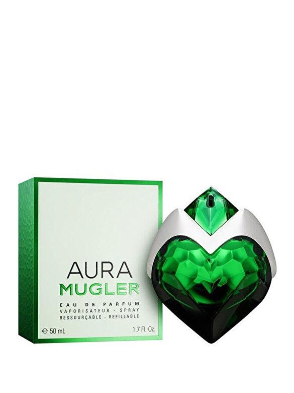 Thierry Mugler - Apa de parfum Thierry Mugler Aura, 50 ml, Pentru Femei - Incolor