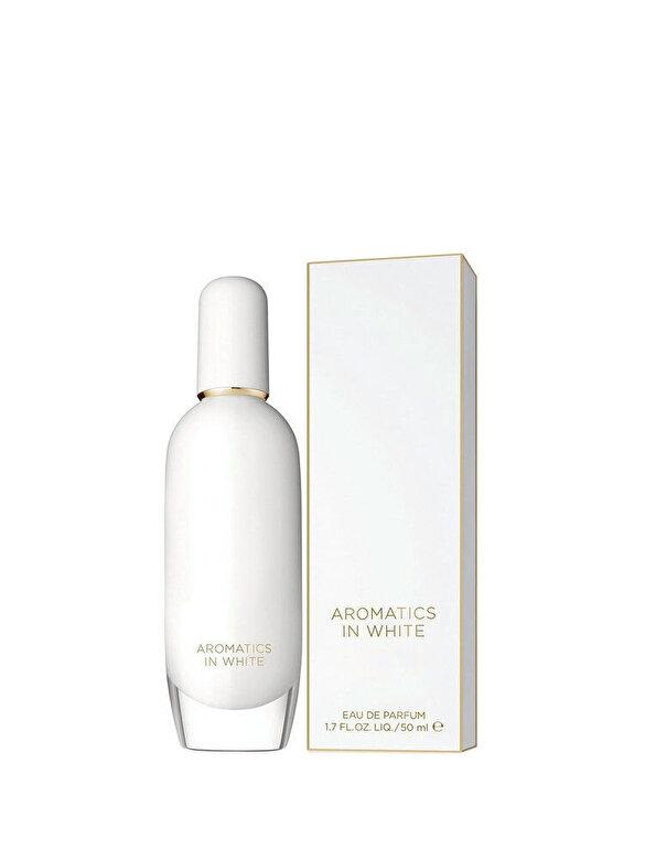 Clinique - Apa de parfum Clinique Aromatics in White, 50 ml, pentru femei - Incolor