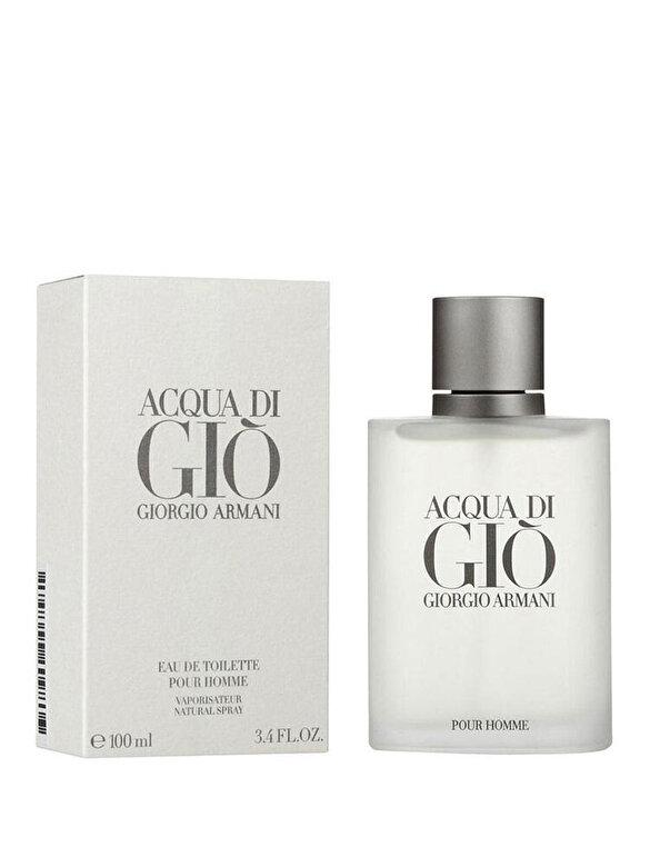 Giorgio Armani - Apa de toaleta Giorgio Armani Acqua di Gio, 100 ml, Pentru Barbati - Incolor