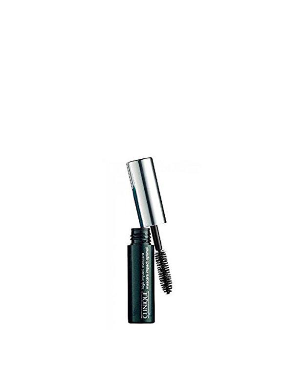 Clinique - Mascara Hight Impact Mini, Black, 3.5 ml - Incolor