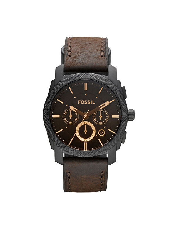 Fossil - Ceas Fossil Machine FS4656 - Cacao