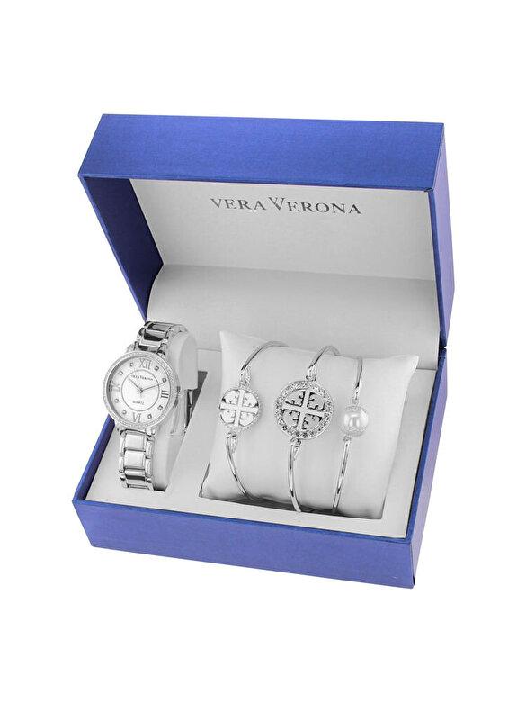 VERA VERONA - Set Vera Verona MWF17-082P - Argintiu