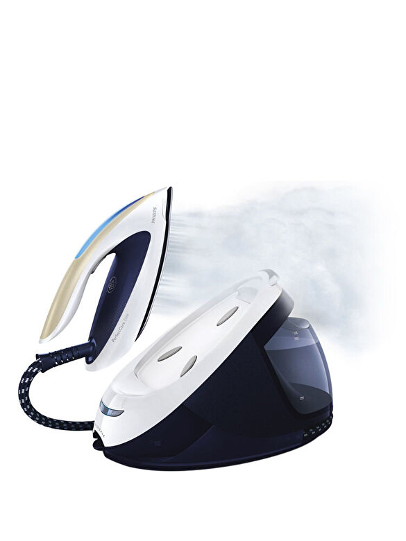 Philips - Statie de calcat Philips GC9630/20 - Bleumarin