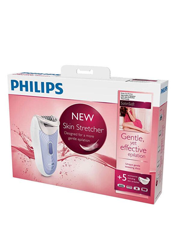 Philips - Epilator Philips HP6523/02 - Lila