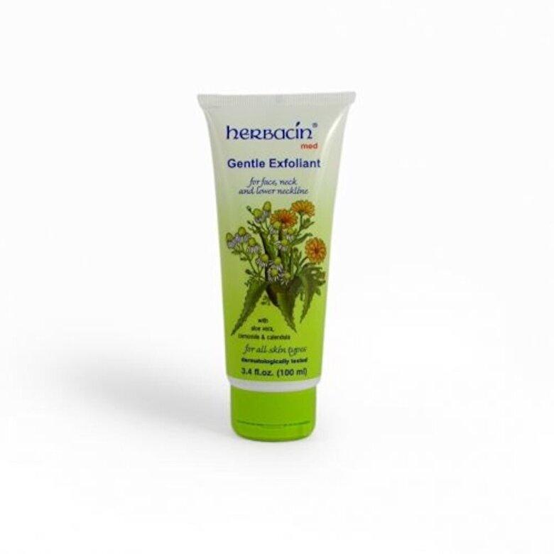 Herbacin - Crema exfolianta delicata (tub), 20 ml - Incolor