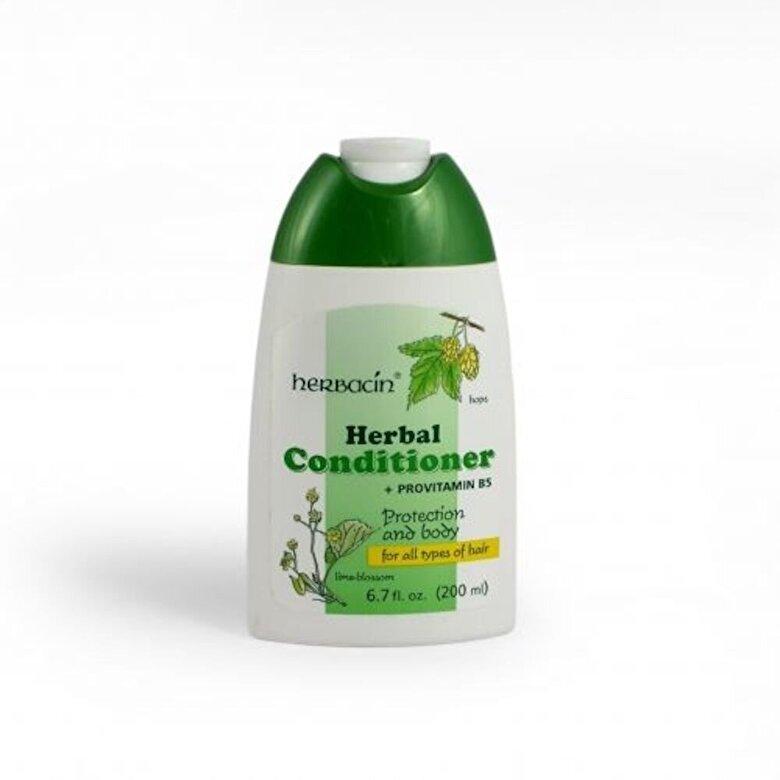 Herbacin - Balsam pentru toate tipurile de par, 200 ml - Incolor