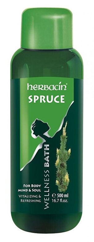 Herbacin - Spumant baie,cu pin pitic, 500 ml - Incolor