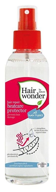Hairwonder - Spray protector pentru coafat la temperaturi inalte, 150 ml - Incolor