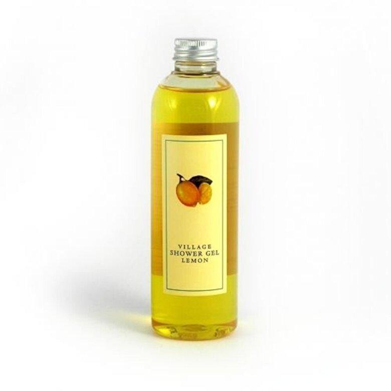 Village Cosmetics - Gel de dus cu lamaie, 250 ml - Incolor