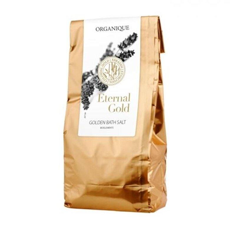 Organique - Sare de baie cu aur, 200 g - Incolor