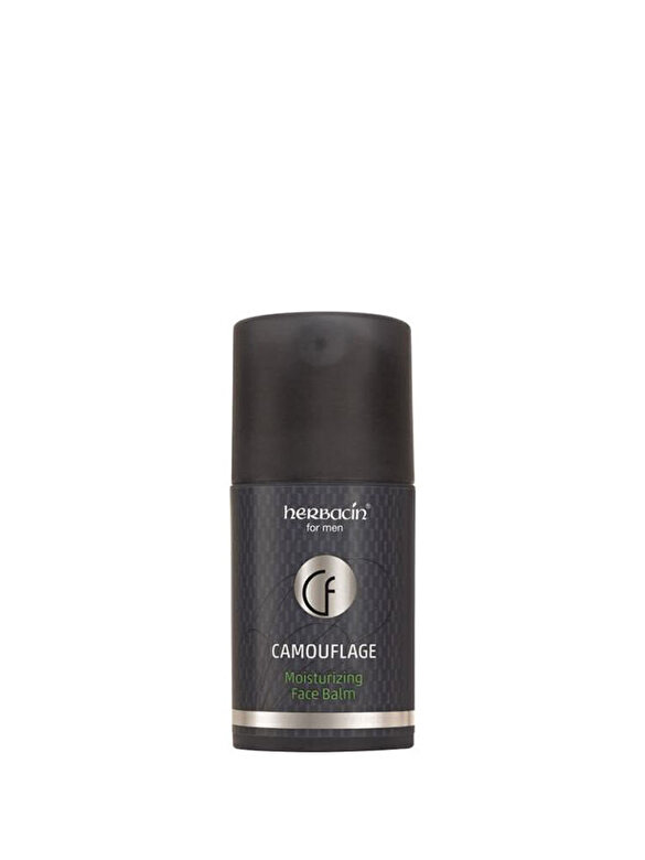 Herbacin - Balsam facial hidratant, 75 ml - Incolor