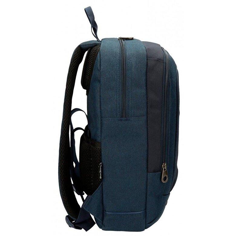 Pepe Jeans - Rucsac cu comp. pentru laptop 40 cm Pepe Jeans Greenwich - Bleumarin