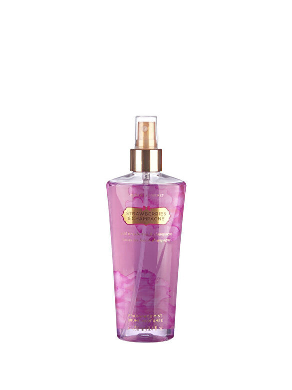 Victorias Secret - Spray de corp Strawberries & Champagne, 250 g, Pentru Femei - Incolor