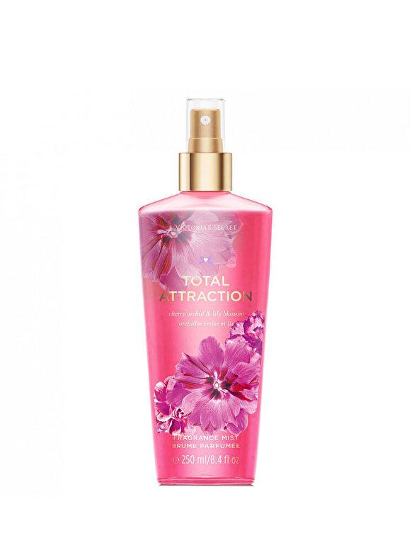 Victorias Secret - Spray de corp Total Attraction, 250 ml, pentru femei - Incolor