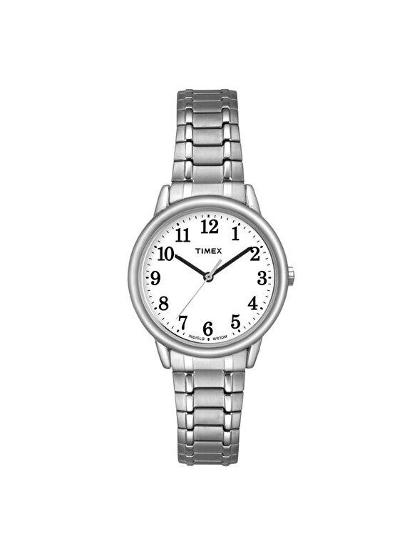 Timex - Ceas Timex Easy Reader TW2P78500 - Argintiu