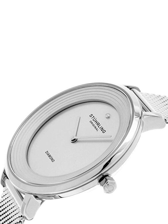 Stuhrling Original - Ceas Stuhrling Original Vogue 589.01 - Argintiu