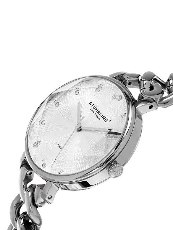 Stuhrling Original - Ceas Stuhrling Original Vogue 596.01 - Argintiu