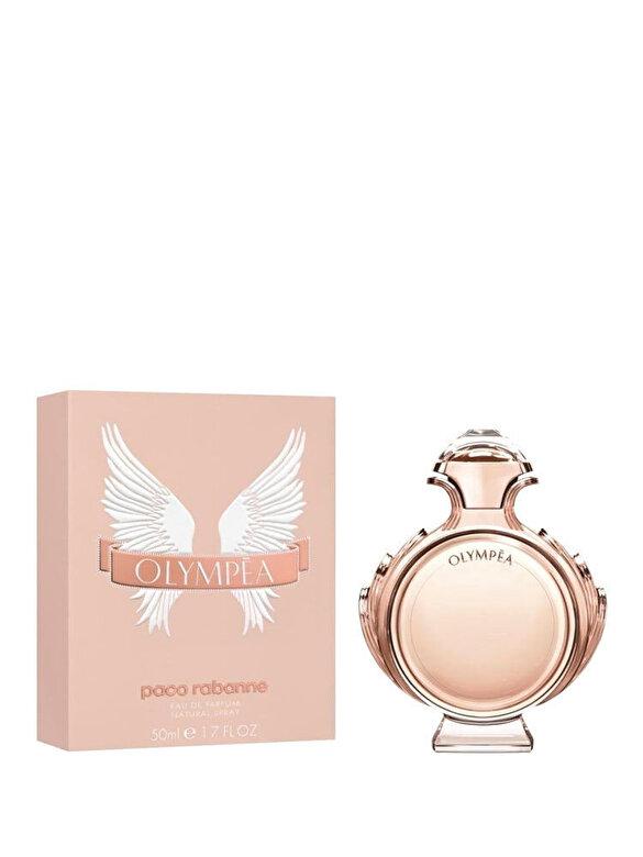 Paco Rabanne - Apa de parfum Paco Rabanne Olympea, 50 ml, Pentru Femei - Incolor